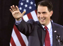 Wisconsin Governor Fine-Tuning State Gun Laws