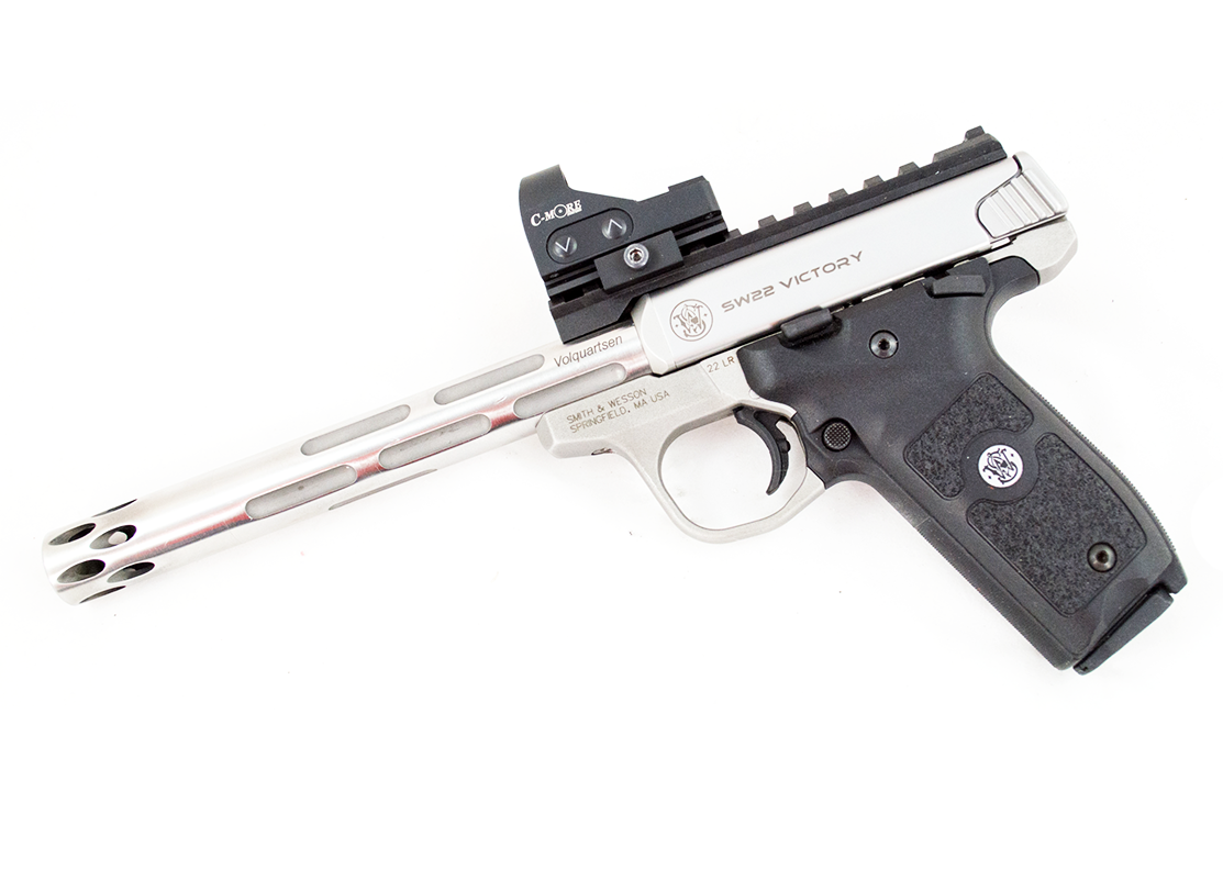 Gun Review: Smith & Wesson Victory Pistol