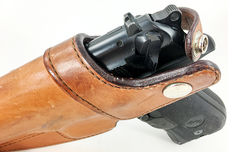 Holster How-To: Picking the Best One for You