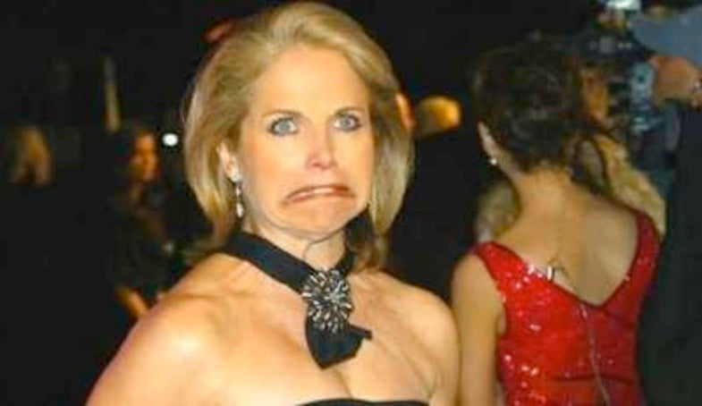 Katie Couric, Director Sued for $12M For Doctored 'Under the Gun' Interviews
