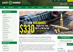 Suit Against Ammo Retailer Dropped, Fees Awarded
