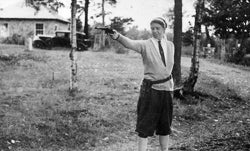 Eleanor Roosevelt Carried a .22 Revolver