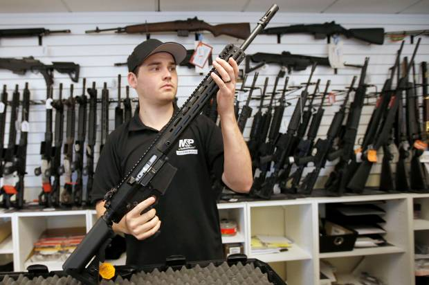 The Great Pre-Election (and Post-Election?) Gun Sale Surge
