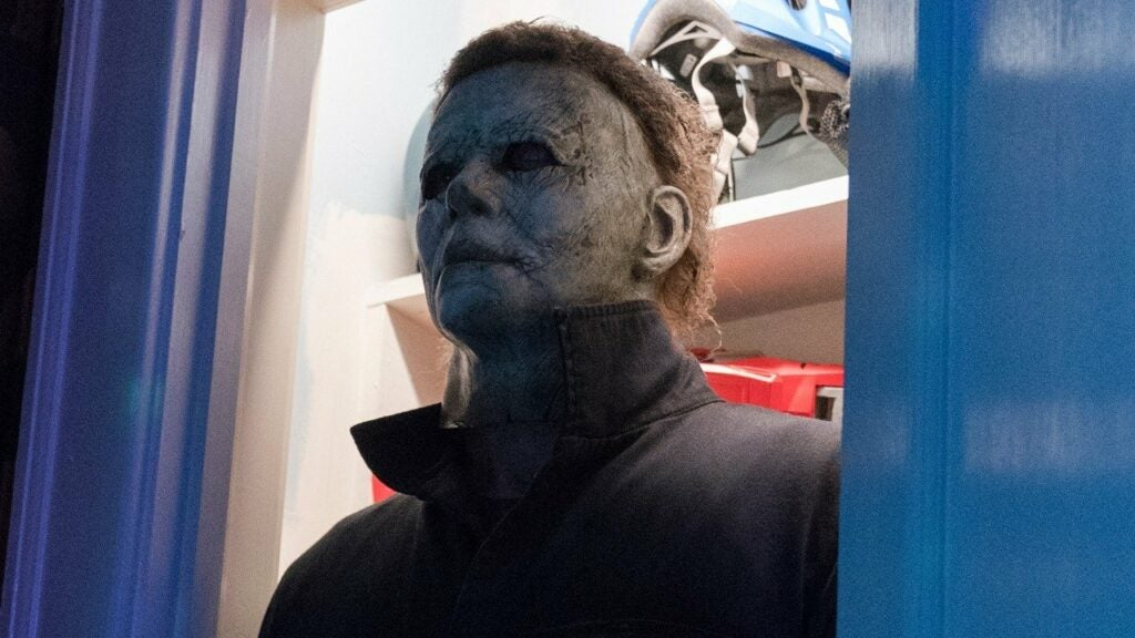 Was the fiery trap the end of Michael Myers...or not?