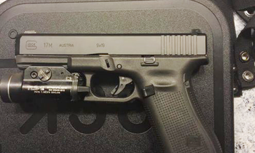 Is This the FBI's New Glock?
