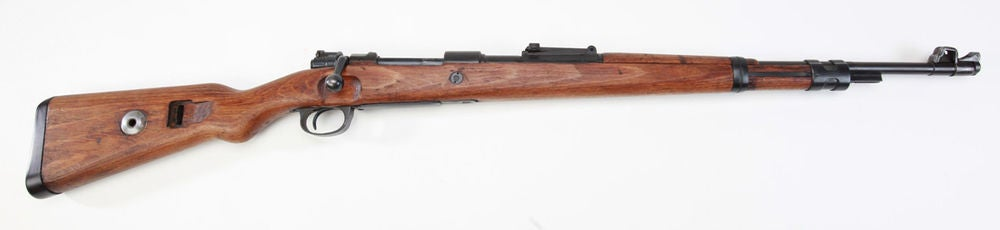 Mauser 98K Bolt Action Rifle: Gun History