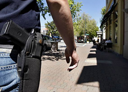 Texans Prepare for Open Carry Law