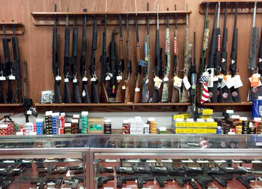 Seattle Gun Sales Tax Forces Store Owner to Move