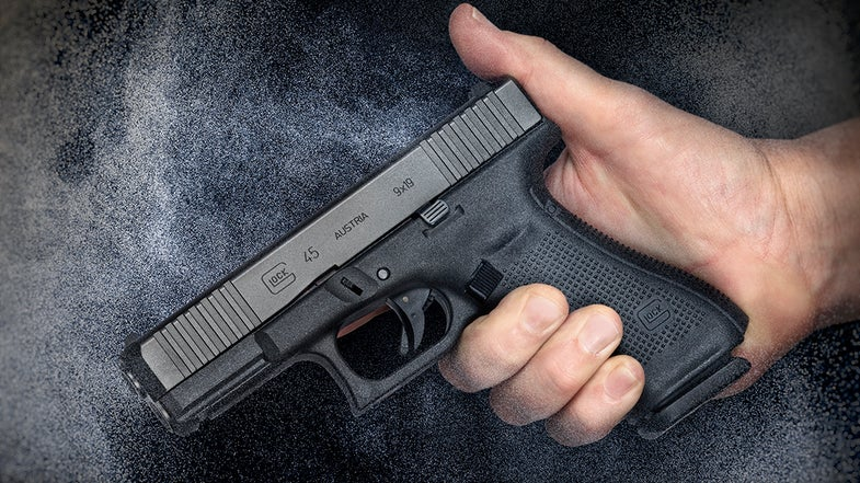 The New Glock45 in 9mm