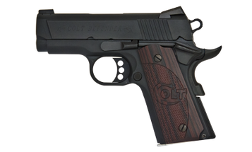 Updated Colt Pistols: Coming to the Range