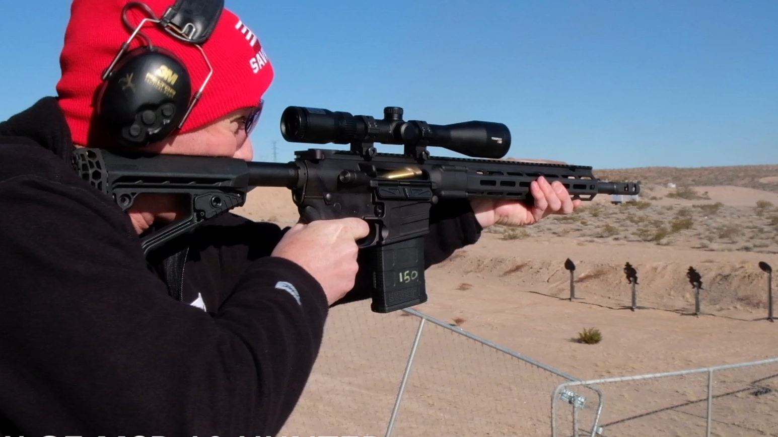 The New Rifles of SHOT Show 2017