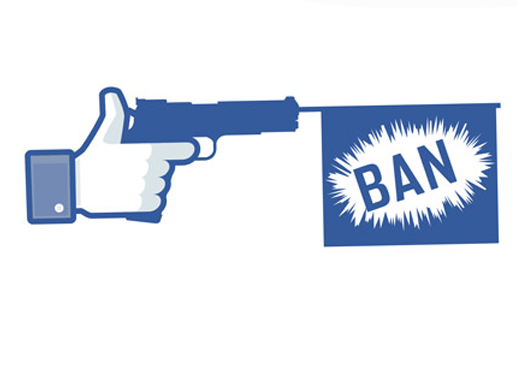 Facebook Letting Users Report Each Other For Gun Sales