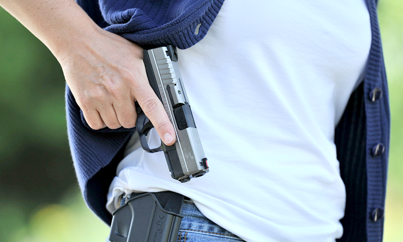 West Virginia One Step Closer to Constitutional Carry