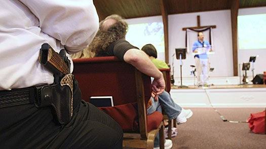 Mississippi Churches Can Designate Individuals For Armed Security