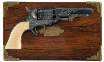 Brigham Young's Colt, Geronimo Winchester to be Auctioned
