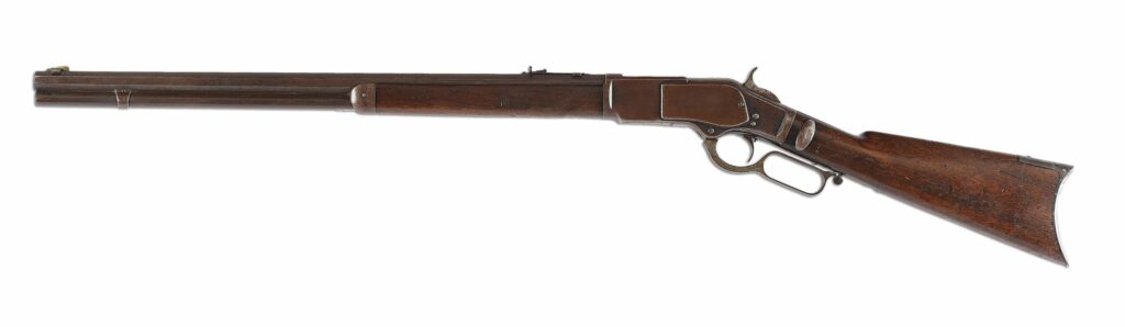 Winchester Model 1873 lever action