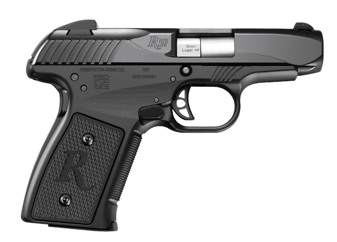 Remington R51 9mm +P Pistol: Coming to the Range