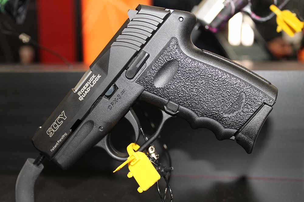 sccy cpx3 pistol