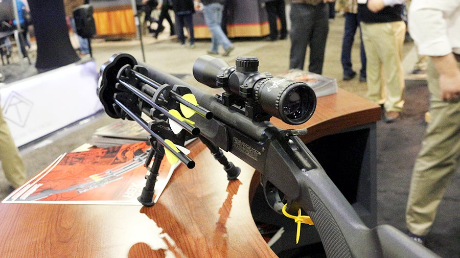 SHOT Show 2019: Traditions Introduces Crackshot XBR