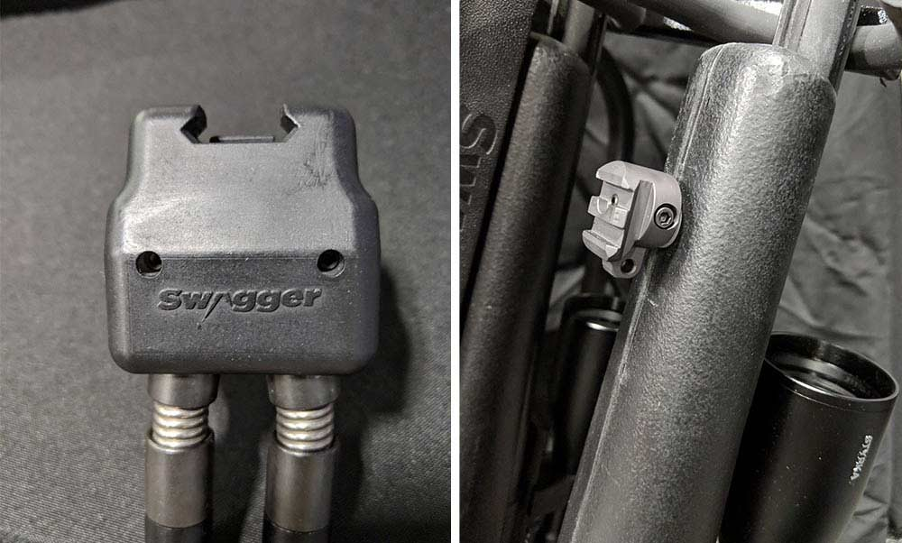 New adapters allow Swagger bipods to attach to pretty much any long gun.