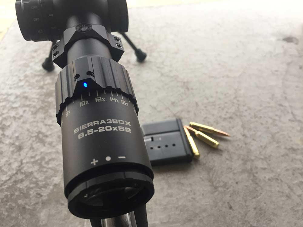 Sierra3 BDX scope