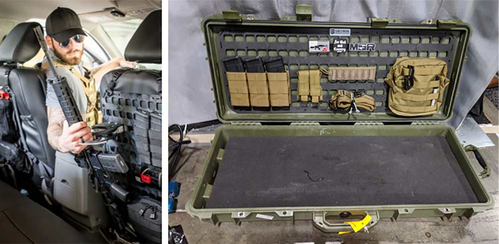 grey man tactical mole panels and case