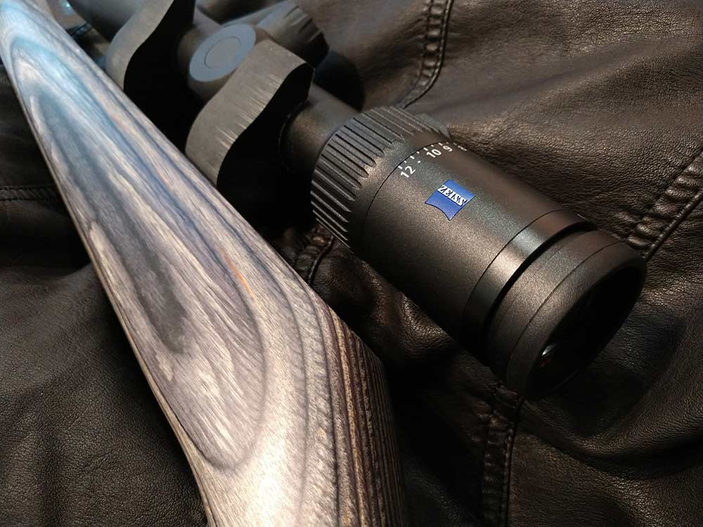 zeiss conquest rifle scope