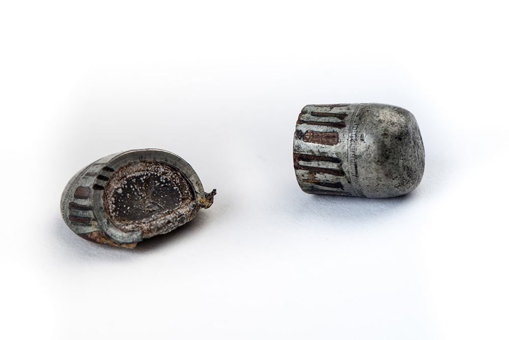 two bullets from the st valentines massacre