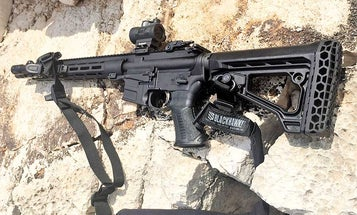 Outfitting a Savage MSR Recon AR15 as a Home Defense Rifle