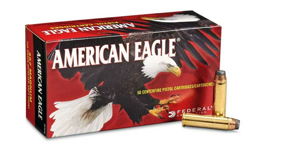 american eagle smith wesson 357 magnum ammo