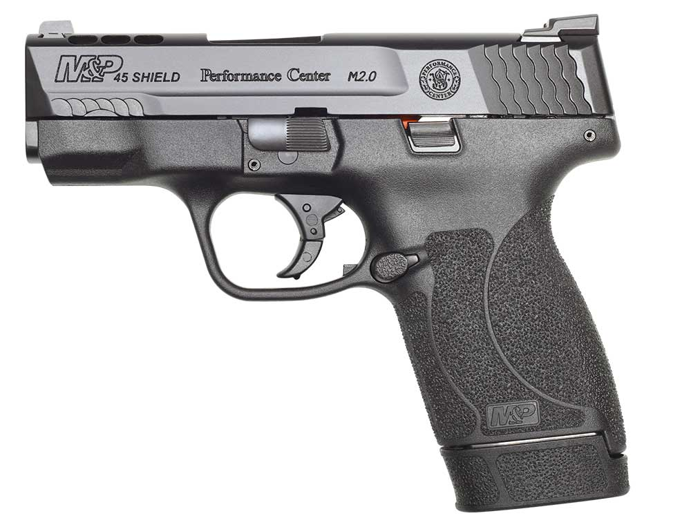 Smith & Wesson M&P 45Shield M2.0with ThumbSafety