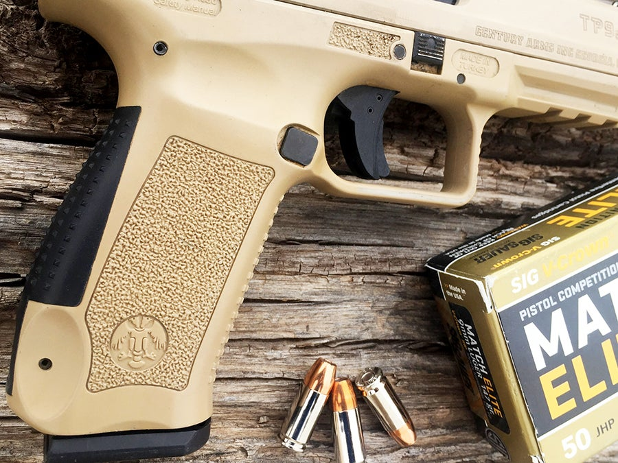 Canik Century Arms TP9