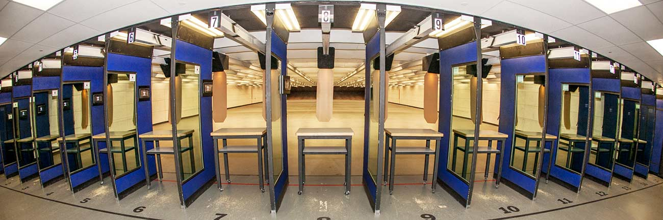 Coolest Shooting Ranges in the United States