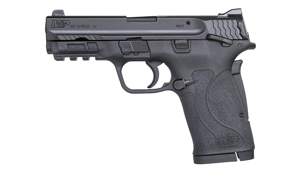 smith and wesson shield 380