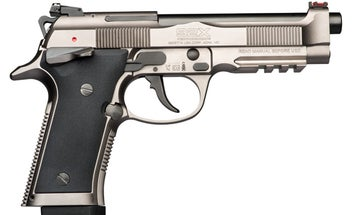 Beretta Introduces Competition-Ready 92X Performance Pistol