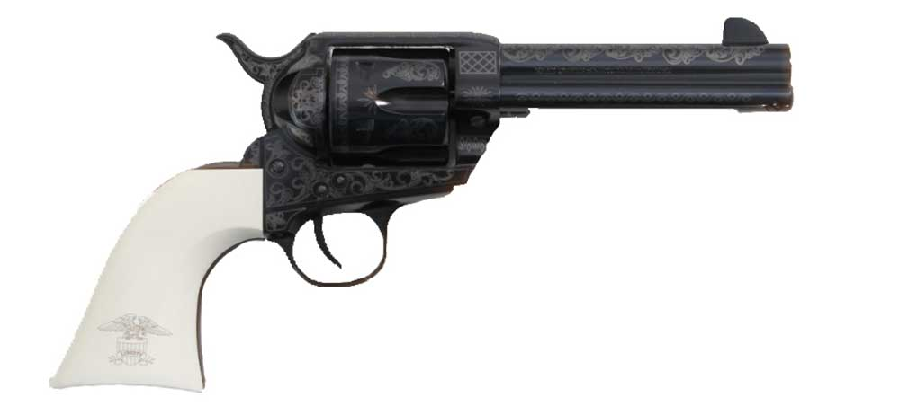 traditions liberty single-action revolver