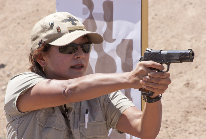 Do Your Really Follow The Four Rules of Gun Safety?