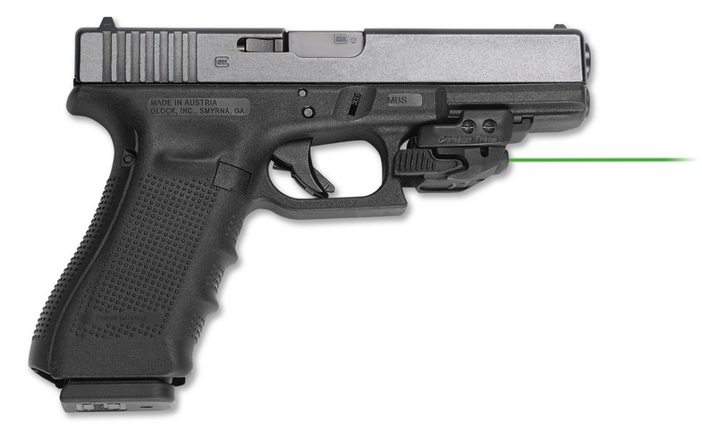 Furious 7 uses Crimson Trace Laser Sights