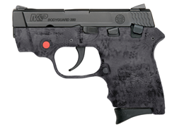 A Modern-Camo Finish for the S&W M&P