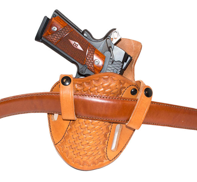 Review: Simply Rugged's Cuda IWB/OWB Convertible Holster