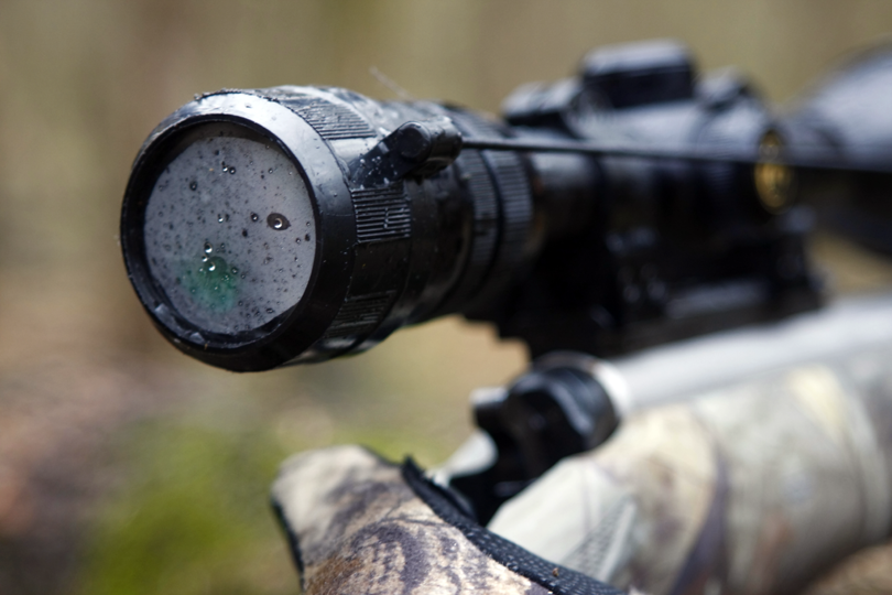 Wet Rifle? Here's What to Do