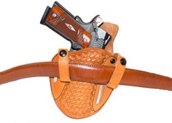 Review: Cuda IWB/OWB Convertible Holster from Simply Rugged