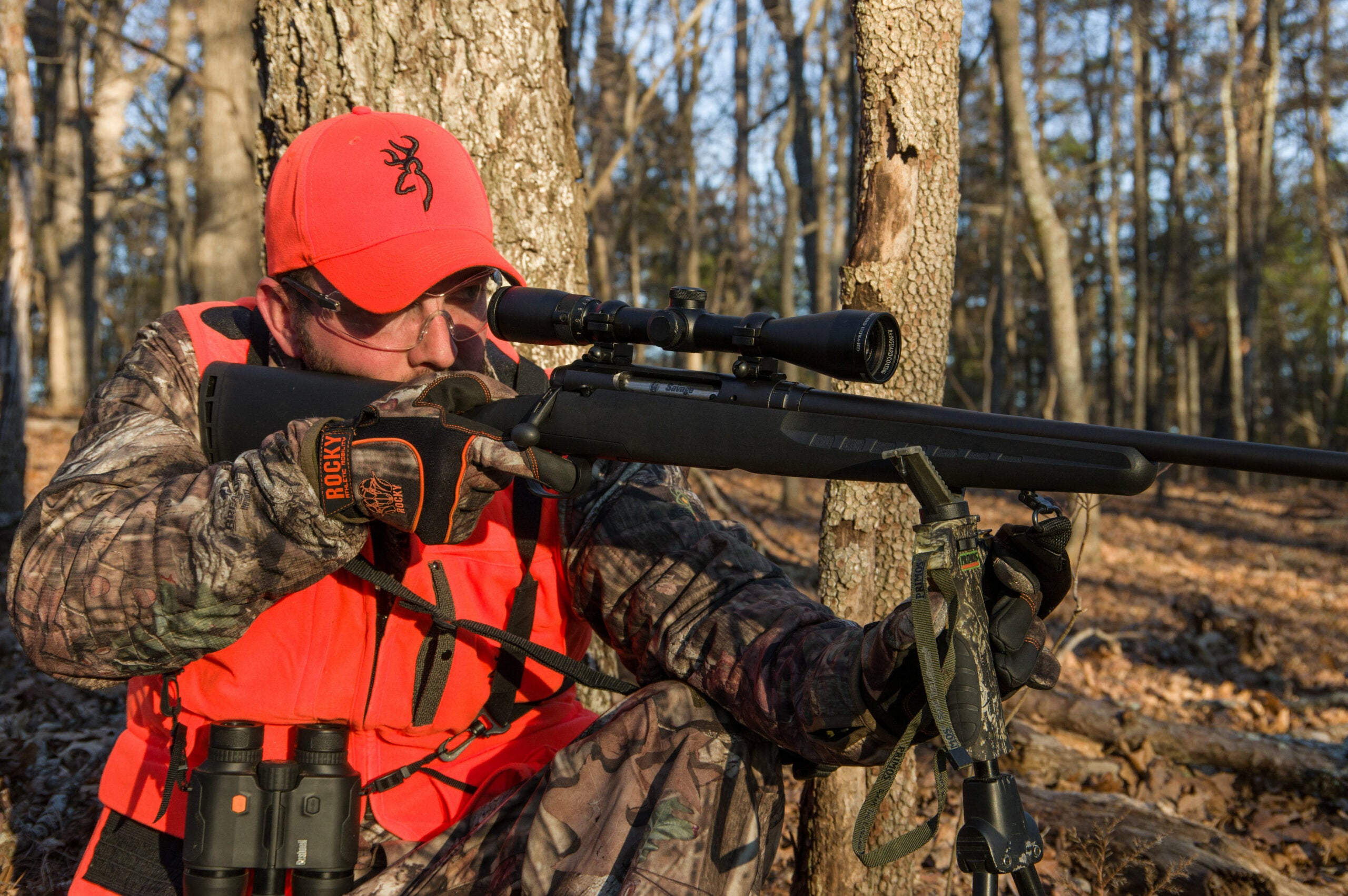 The Five Traits of Expert Rifle Shooters