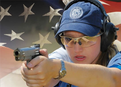 Shooting Champ, Veteran, and Mom Julie Golob Hosts Gun Safety Video