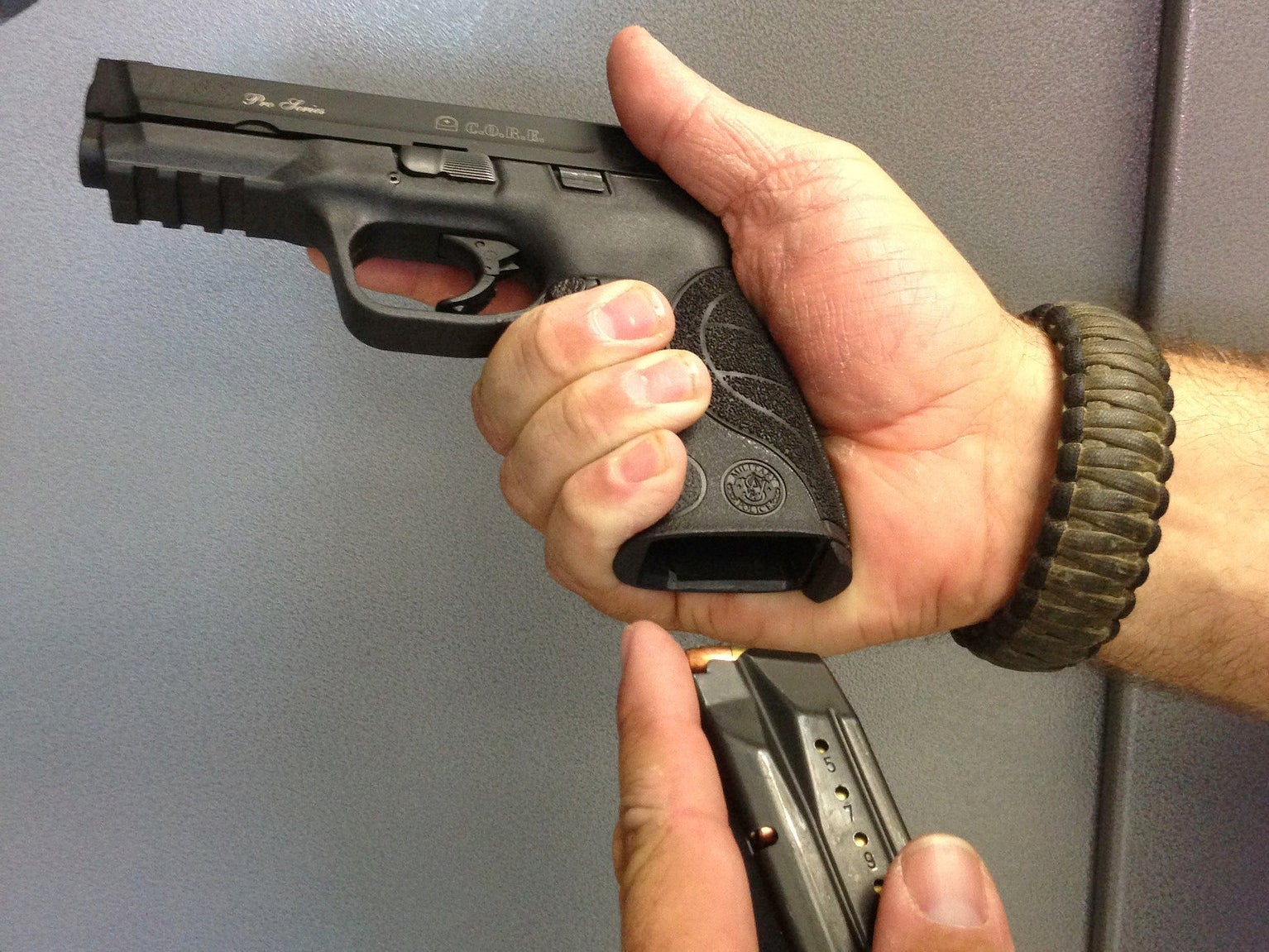 Do You Really Follow the Four Rules of Gun Safety?