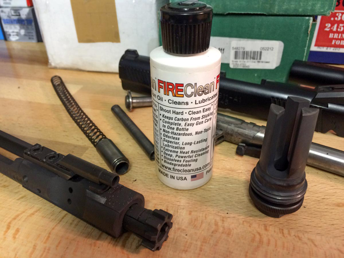 Product Test: A Gun Lube That Claimes to Clean
