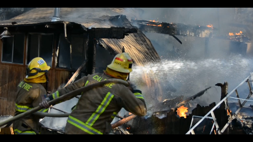 How Dangerous is Ammunition in a House Fire?