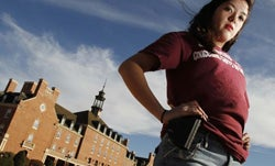 Texas Campus Carry Bill Approved