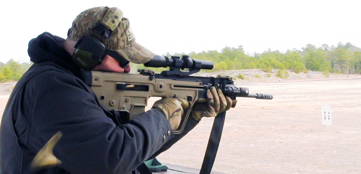 IWI Tavor X95: Gun Review