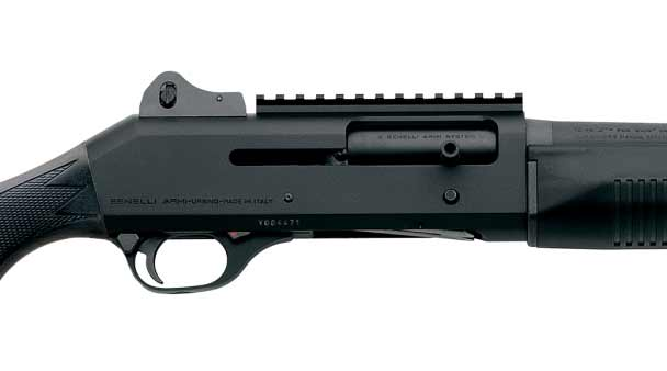 benelli m4 tapped receiver